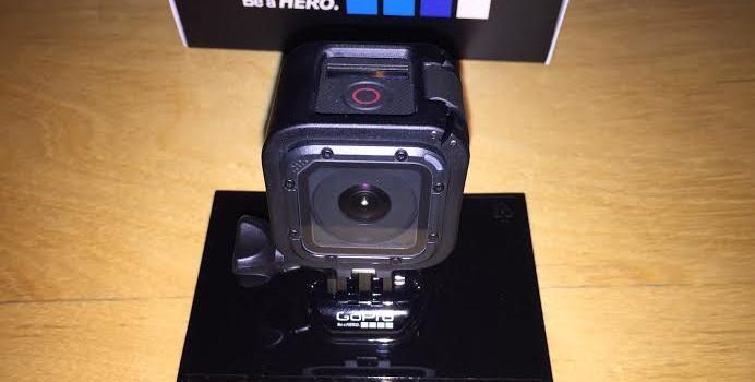 Büyüklere Oyuncak: GoPro Hero 4 Session