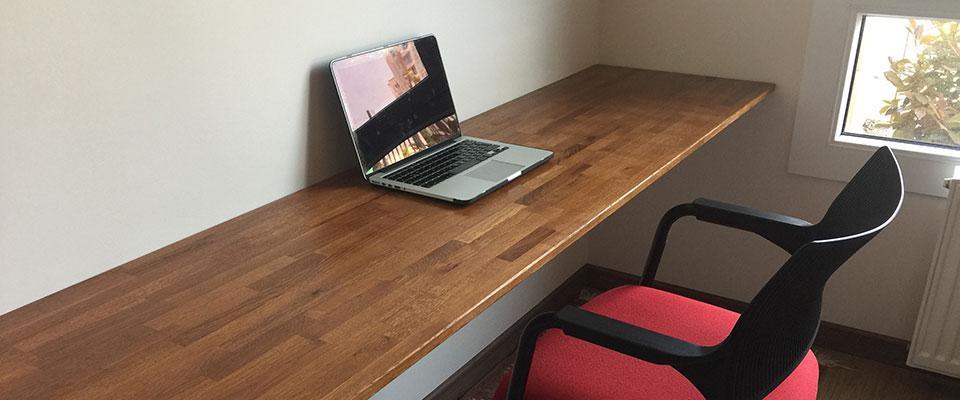 Kendi çalışma masanı kendin yap! #DIYDESK