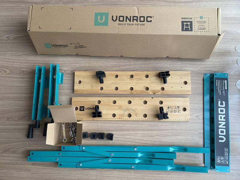 Korona sürecinde evde marangoz işlerine devam etmek için birebir: Vonroc Mengeneli Tezgah